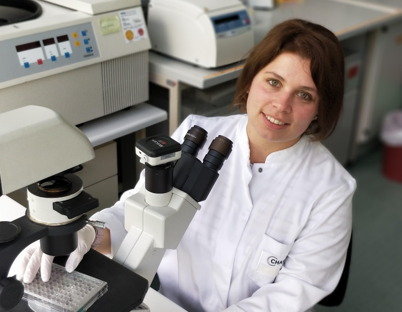 R4.2M RESEARCH GRANT FOR THE FIGHT AGAINST BLOOD CANCER